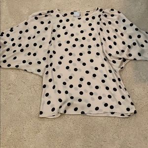 Hi There silky top size 8